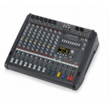 POWERMATE 600-3 8-CHANNEL COMPACT POWER-MIXER