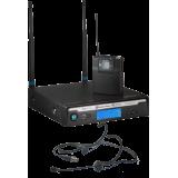 R300-E HEAD WORN SYSTEM W/HM3 OMNI‑DIRECTIONAL MICROPHONE